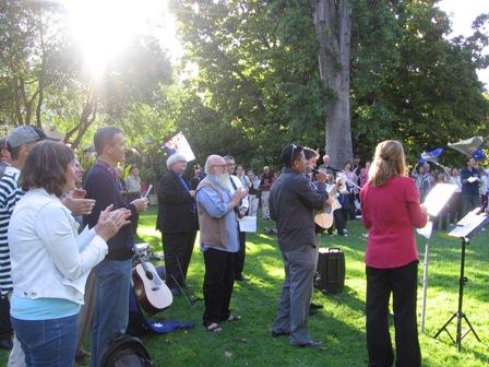 Anzac Day Prayer Gathering