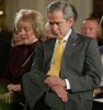 American President George Bush