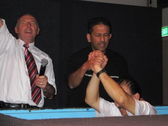 Baptism June 3rd 2007