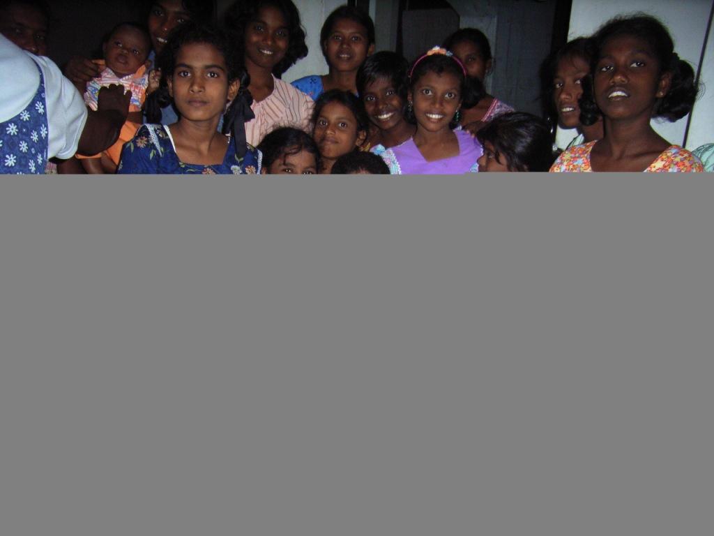 Sri Lanka Girls Home 2008