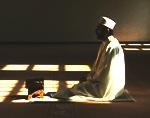 Muslim hears God
