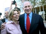 Binyamin Netanyahu and His Wife