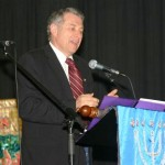 Dr Danny Lamm, President of the State Zionist Council