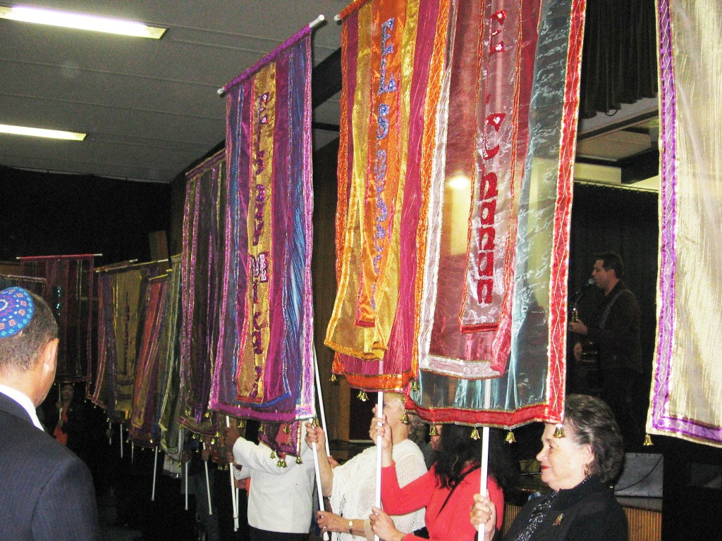 Banners Of The Names Of God