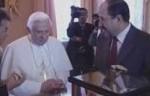 Pope Benedict & PM Maliki
