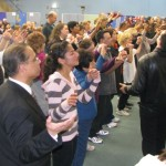Repentance At The Altar