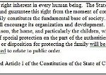 Article One Of Colima Constitution