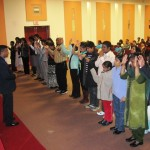 Giving Their Lives To Jesus In Toronto, Canada