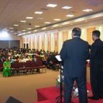Pr Danny Ministering In Toronto, Canada