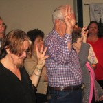 Three Healed From Deafness