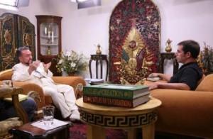 Joel Richardson and Adnan Oktar meet together in Instanbul July 21, 2009