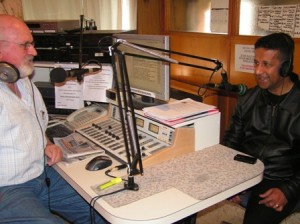 Pastor Danny With Dennis Payne on Son FM Radio