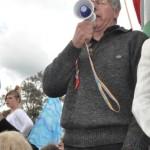 Pastor Des of Mildura declares Australia for Jesus