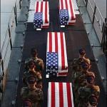 US Soldiers Fallen in Battle