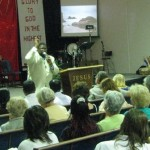 Dr Jackson from USA ministering in Kingdom Revival in Melbourne, Australia