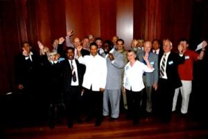 Denominational and Christian Ministry Representatives with Dr Jackson (USA), Ps Wayne (USA) and Dr Daniel Nalliah