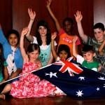 Kids Rising Up Australia for Jesus
