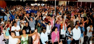 750-800 Christians unite at National Australia Day Prayer at Springvale City Hall in Melbourne