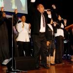 Samoan Choir with special worship item