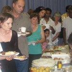 International Fellowship Feast