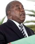 Zambian President Rupiah Banda