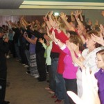 Worshipping the Lord