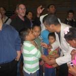 Praying for children