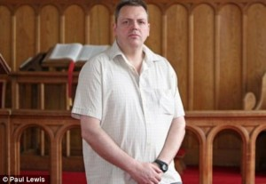 Dale McAlpine was hauled to court after telling a gay police community support officer he thought homosexuality was a sin