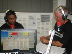Pastor Daniel interviewed by Steve on Rhema Radio in Qld