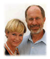 Rolland and Heidi Baker