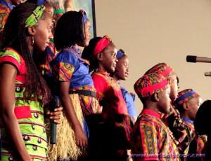 Watoto Children\'s Choir from Uganda, Africa