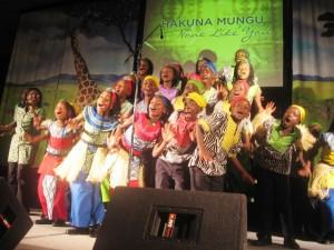 Watoto Children\'s Choir at CTFM