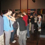 Youth ministering to youth
