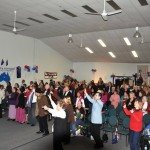 Praising the King of kings and LORD of lords - Australia for Jesus