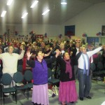Praying for Australia's transformation for Jesus