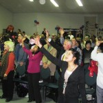 Praising the King of kings and LORD of lords! Australia 4 Jesus!
