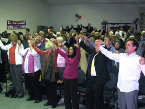 Praying for God\'s Government and Righteousness to Exalt Australia