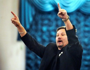 Pastor Evangelist Donnie Swaggart from USA