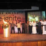 Church leaders unite to pray for Body of Christ and Sri Lanka