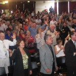 750 Christians unite as Body of Christ in worship