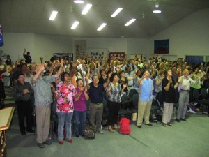 Worshipping the King of Kings and LORD of Lords