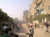 Civil unrest in Egypt
