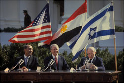 Egypt, America, and Israel