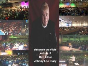 Rev Elder Johnny Lee Clary