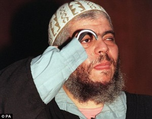 Terror: Preachers like Abu Hamza helped spread the hated in London - and little was done to stop it