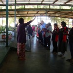 Pr Chandi ministering to Aboriginal people in Qld