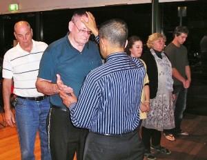 Pr Daniel ministering in Sydney