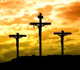 Crosses at calvary