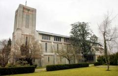Historic St John\'s Anglican Church in Canada