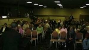 Pr Daniel ministering in Wagga Wagga